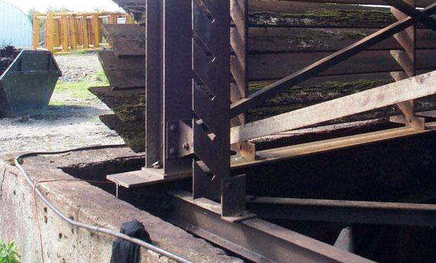 Steel works/Foundries   Dustacco Watermiser